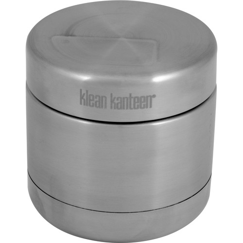 Klean Kanteen Vacuum Insulated Food Canister 8 oz (Brushed Stainless)