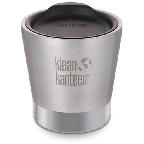Klean Kanteen Insulated Tumbler (8 fl oz, Brushed Stainless)
