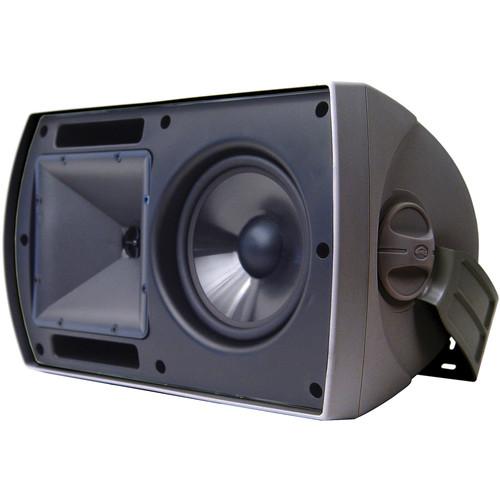 Klipsch AW-525 All-Weather Outdoor Speakers (Pair, Black)
