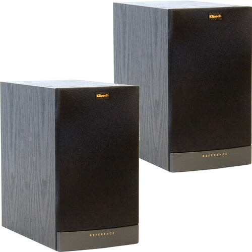 klipsch rb 51 ii bookshelf speakers pair black 1011854 b h. Black Bedroom Furniture Sets. Home Design Ideas