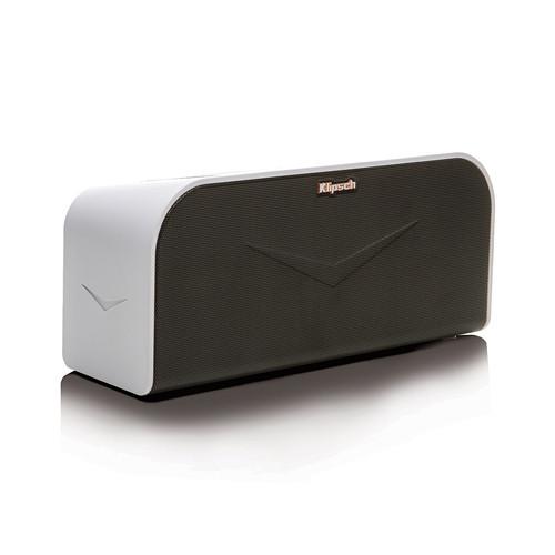 Klipsch KMC 1 Portable Wireless Music System (White)