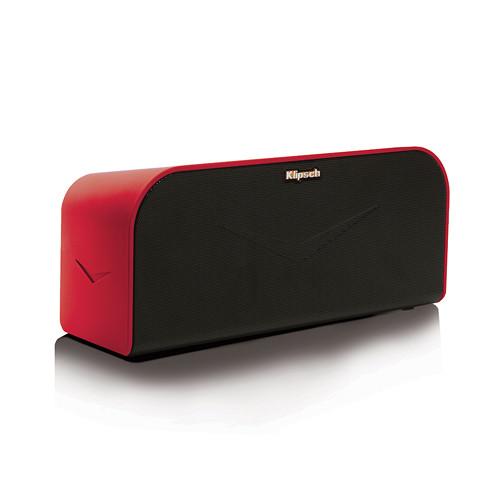 Klipsch KMC 1 Portable Wireless Music System (Red)