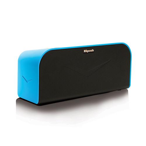 Klipsch KMC 1 Portable Wireless Music System (Blue)