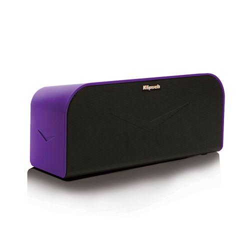 Klipsch KMC 1 Portable Wireless Music System (Purple)