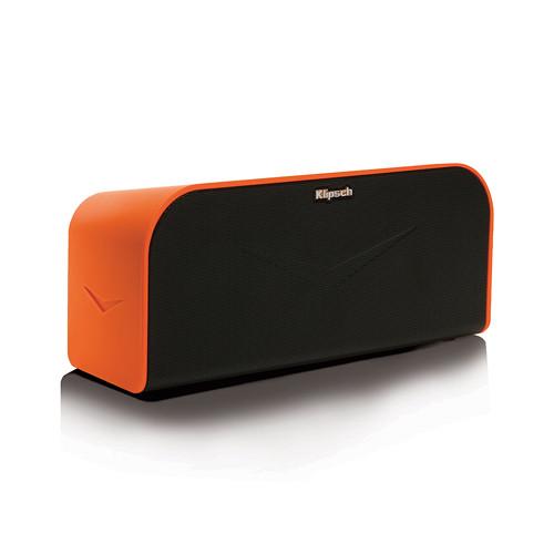 Klipsch KMC 1 Portable Wireless Music System (Orange)