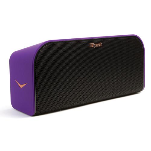 Klipsch KMC 3 Wireless Music System (Purple)