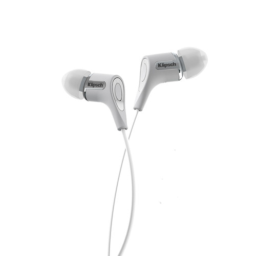 Klipsch R6 In-Ear Headphones (White)