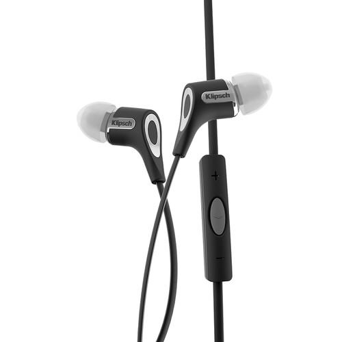 Klipsch R6i In-Ear Headphones (Black)