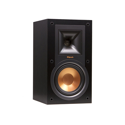 Klipsch Reference R-15M 2-Way Bookshelf Speakers (Pair)