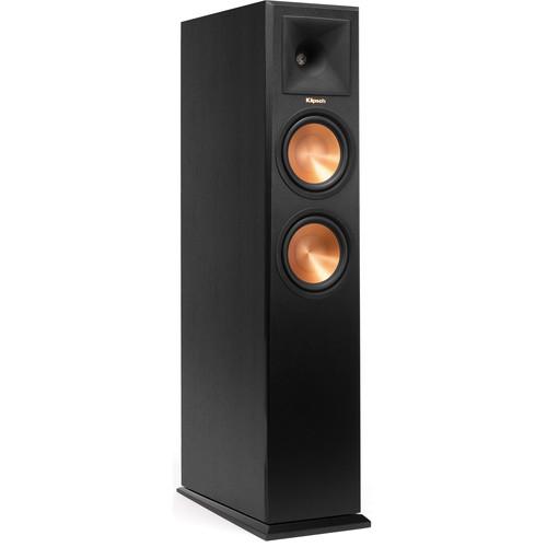 Klipsch Reference Premiere RP-260F Floorstanding Speaker (Ebony, Single)