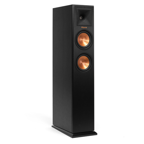 Klipsch Reference Premiere RP-250F Floorstanding Speaker (Single, Ebony)