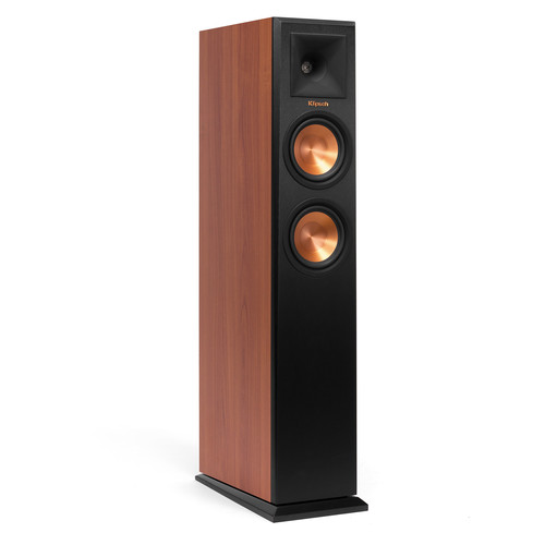 Klipsch Reference Premiere RP-250F Floorstanding Speaker (Single, Cherry)