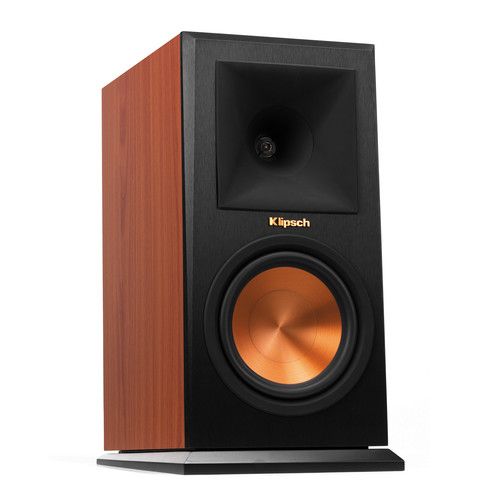 Klipsch RP-160M Reference Premiere 2-Way Bookshelf Speakers (Cherry, Pair)