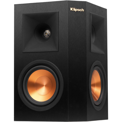 Klipsch Reference Premiere RP-250S Surround Speaker (Black, Single)