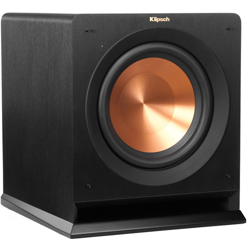 "Klipsch R-110SW 200W Powered 10"" Subwoofer"
