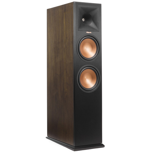 Klipsch Reference Premiere RP-280FA Dolby Atmos Front Speaker (Each, Walnut)