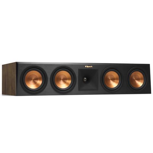 Klipsch Reference Premiere RP-450CA Center Channel Speaker (Walnut)