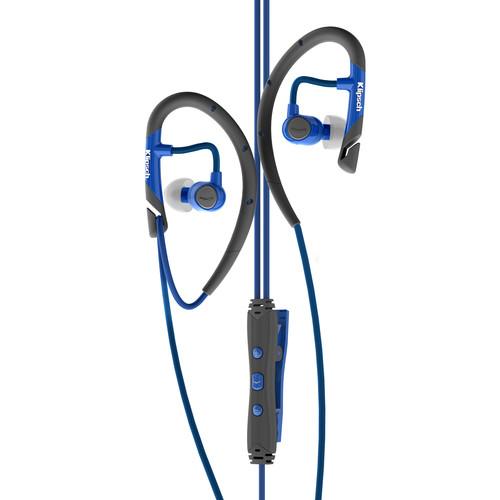 Klipsch AS-5i Pro Sport Earphones (Blue)
