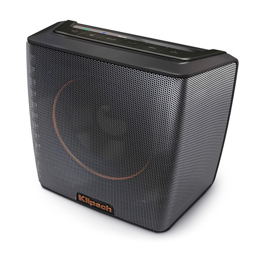 Klipsch Groove Portable Bluetooth Speaker (Black)