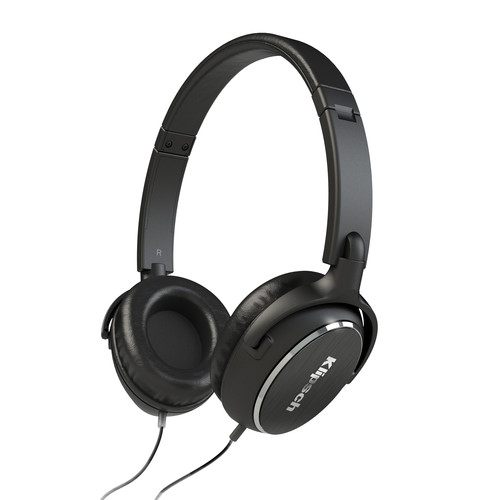 Klipsch R6 On-Ear Headphones (Black)