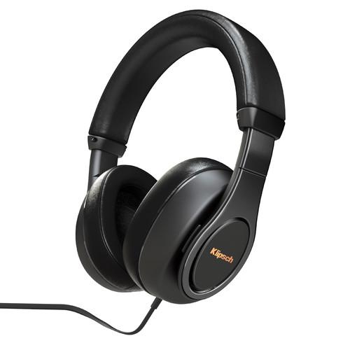 Klipsch Reference Over-Ear Headphones (Black)