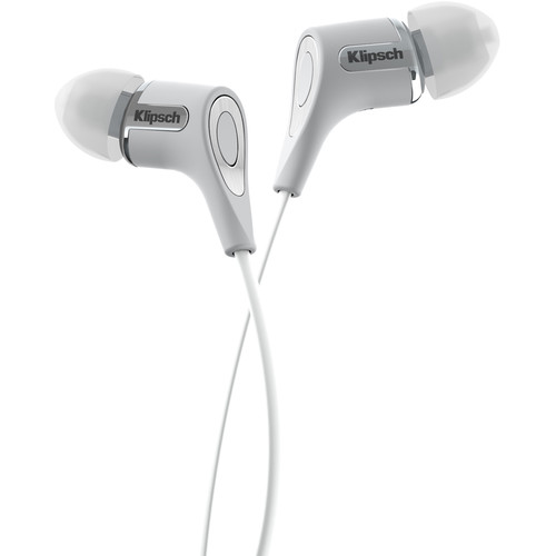 Klipsch R6 II In-Ear Headphones (White)