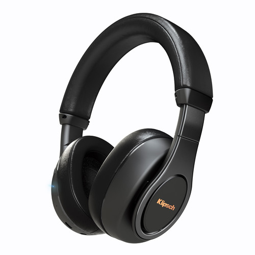 Klipsch Reference Over-Ear Bluetooth Headphones (Black)