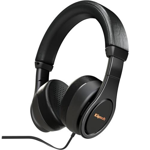 Klipsch Reference On-Ear II Headphones (Black)