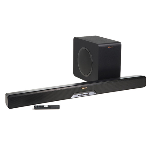 Klipsch RSB-11 Reference-Series 135W 2.1-Channel Soundbar System