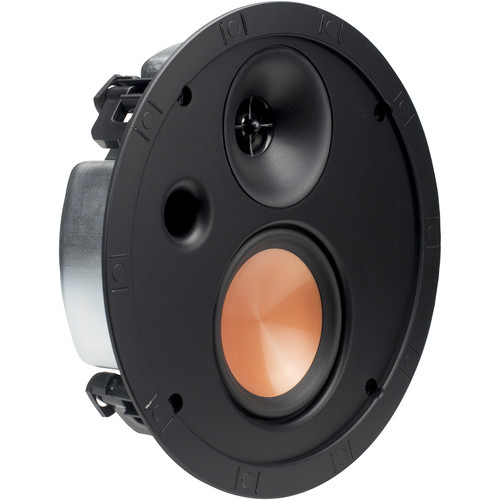 "Klipsch SLM-5400-C 4"" Two-Way In-Ceiling Speaker"