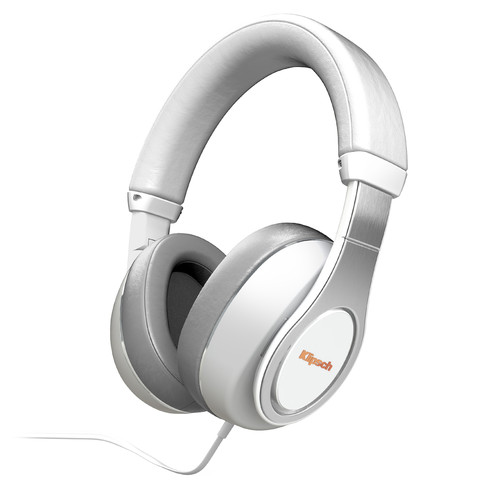 Klipsch Reference Over-Ear Headphones (White)
