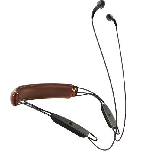 Klipsch X12 Neckband Bluetooth In-Ear Headphones (Brown)