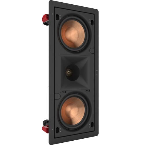 Klipsch Pro Series Architectural Speakers Pro-250-RPW-LCR (White)
