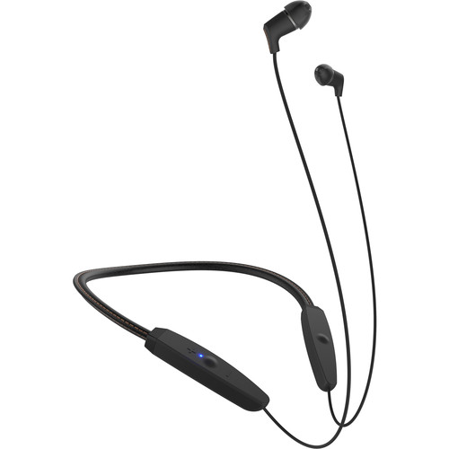 Klipsch R5 Neckband Wireless In-Ear Headphones (Black)