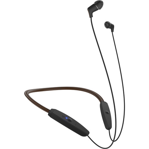 Klipsch R5 Neckband Wireless In-Ear Headphones (Brown)