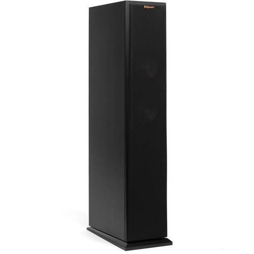 Klipsch RP-250F Floorstanding Speaker (Piano Black)