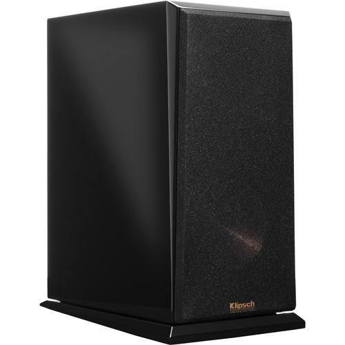 Klipsch RP-160M Reference Premiere 2-Way Bookshelf Speakers (Piano Black, Pair)