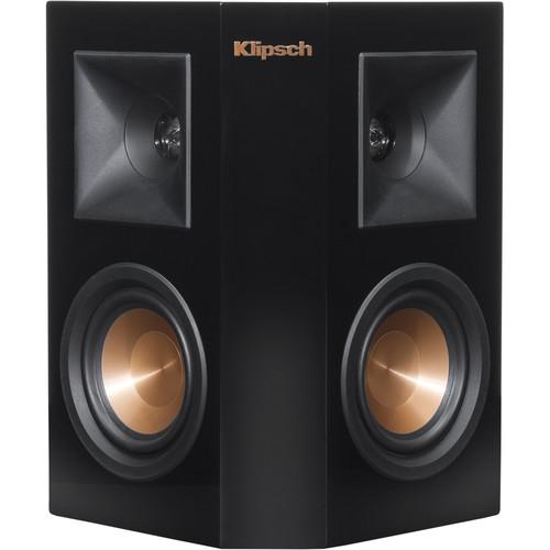 Klipsch Reference Premiere RP-240S Surround Speaker (Single, Piano Black)
