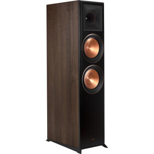 Klipsch Reference Premiere RP-8000F Floorstanding Speaker (Walnut, Single)