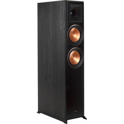Klipsch Reference Premiere RP-6000F 2-Way Floorstanding Speaker (Ebony, Single)