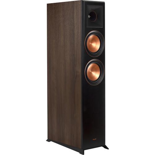 Klipsch Reference Premiere RP-6000F 2-Way Floorstanding Speaker (Walnut, Single)
