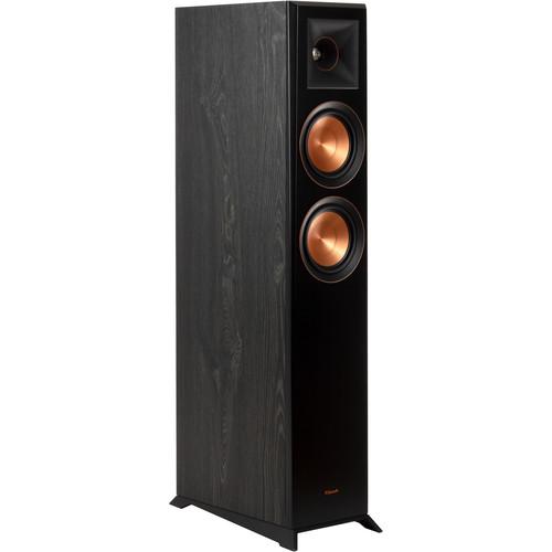 Klipsch Reference Premiere RP-5000F 2-Way Floorstanding Speaker (Ebony, Single)