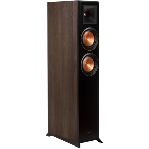 Klipsch Reference Premiere RP-5000F 2-Way Floorstanding Speaker (Walnut, Single)