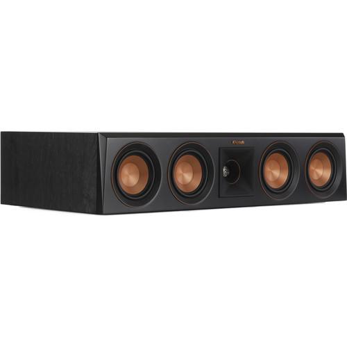 Klipsch Reference Premiere RP-404C 2.5-Way Center Channel Speaker (Ebony)