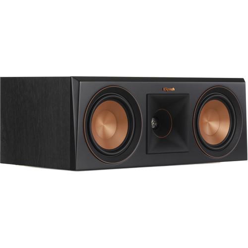 Klipsch Reference Premiere RP-500C 2-Way Center-Channel Speaker (Single, Ebony)
