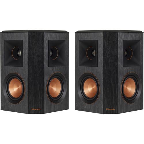 Klipsch Reference Premiere RP-402S Surround Speakers (Ebony, Pair)