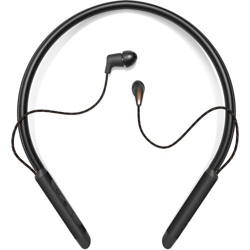 Klipsch T5 True Neckband Wireless In-Ear Earphones (Black)