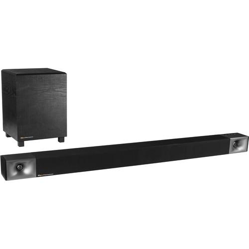 Klipsch Cinema 600 600W 3.1-Channel Soundbar System