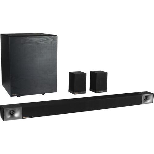 Klipsch Cinema 600 660W 5.1-Channel Soundbar System