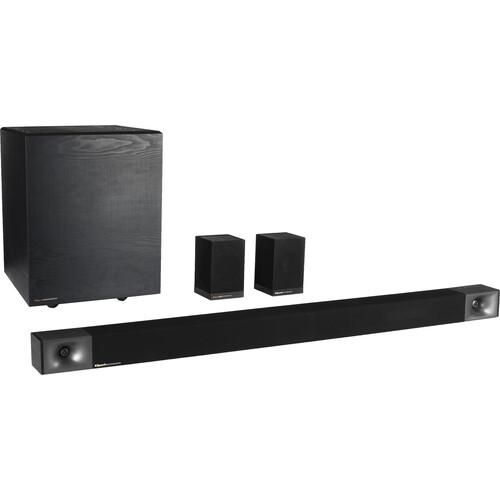 Klipsch Cinema 800 860W 5.1-Channel Soundbar System